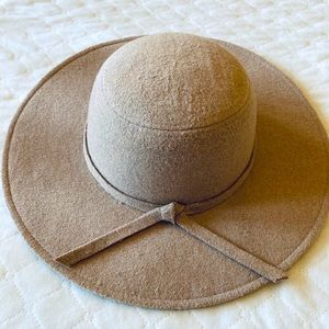 Phase 3 Wool Brown Floppy Hat